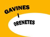 Gavines i Orenetes