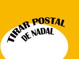 TIRAR POSTAL NADAL