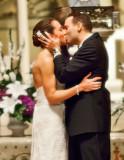 Ephemeral Glimpses of a Wedding