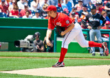 Washington Nationals, Steve Strasburg a few days ago
