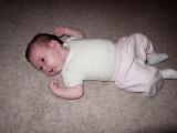 Matilda at 4 weeks