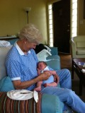 06.09.11::Sleepy time with Grandma II