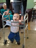 02.26.12::Ellis Steals Grandma's Walker
