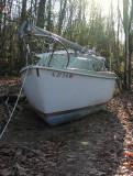 The Boat A Pearson 26