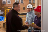 HFH at Clay St with Governor Martin O'Malley
