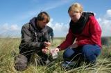 Tips voor een profielwerkstuk 'Natuur en Gezondheid': Sabine heeft als onderwerp 'Voedselecologie van zilver- en mantelmeeuw'