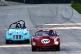 Vintage Cars Race at Road America