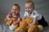 Giraffes are fun!