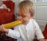 mmmmm... tasty banana