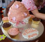 Who hoo! CAKE!