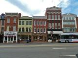 Georgetown, GU, and Dunbarton Oaks