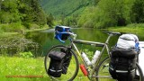 366    Mike Touring Washington - Litespeed Blue Ridge touring bike