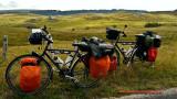 382    Phillippe & Lucie touring France - Koga Miayta Randonneur touring bikes