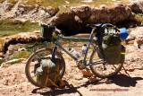 380    Michiel touring Argentina - Villiger Cabonga touring bike