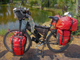 251  Igel - Touring Brazil - Villiger Cabonga touring bike
