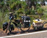 252  Paola - Touring Brazil - Villiger Cabonga touring bike