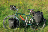253  Bina - Touring Germany - Roberts Roughstuff touring bike