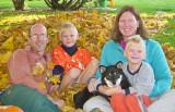 John, Nancy, Davy & Daryl Vogel
