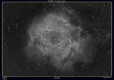 NGC2244 - The Rosette Nebula