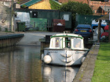 Yorkshire Lass in the water at Beccles