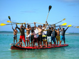World's Largest SUP (Stand Up Paddleboard)