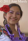 Viva Mexico at El Rancho de las Golondrinas 2011