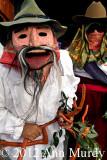 La Danza de los Viejos en Teotitlán del Valle, Oaxaca 2012
