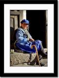 Old Naaxi Woman