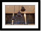 Ceiling Decoration of Taj Tashi Hotel