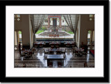 Dining Area at Taj Tashi Hotel