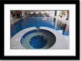 Indoor Pool at Taj Tashi Hotel