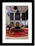 Lobby of Taj Tashi Hotel