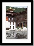 Trashichhoe Dzong