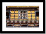 Wooden Part of Rinpung Dzong