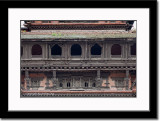Facade of One of the Palaces at Durbar Square