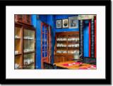 Old Fashioned Kitchen Interior