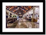 Reception Area at Hotel in Manado