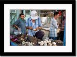 Lontar Fruit Vendor
