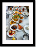 Who Is Going to Eat All That Food? Typical at Padang Restaurant...