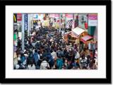 A Very Busy Takeshita Street