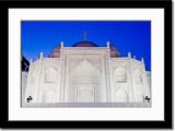 A Scupture of Taj Mahal
