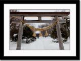 Gate to A Shrine