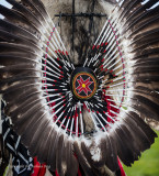 Native American Feather Decoration
