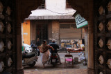 Ahmedabad through the gate.jpg