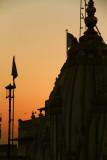 Ahmedabad Swaminarayan temple early morning.jpg