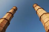 Champaner two towers.jpg