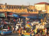 Chaos near Shoa Gate