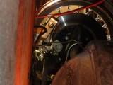 Healey Cape Rear Disc setup