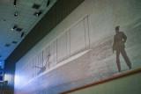 First Flight Mural