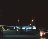 N268MA at Night